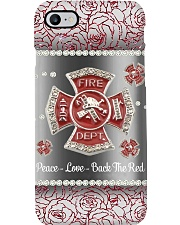 For Firefighters Phone Case i-phone-8-case