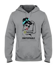 For Radiology Girls Hooded Sweatshirt thumbnail