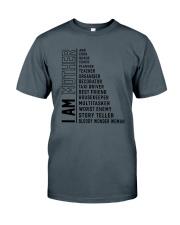 I Am Mother Classic T-Shirt tile