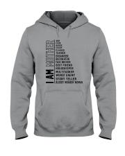I Am Mother Hooded Sweatshirt thumbnail