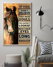 Horse They Have Souls 11x17 Poster lifestyle-poster-1