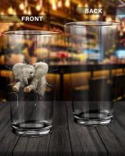Elephant 16oz Pint Glass aos-16oz-pint-glass-lifestyle-front-14