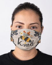 Bee Kind  Cloth face mask aos-face-mask-lifestyle-01