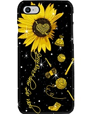 For Crochet Lovers Phone Case i-phone-7-case