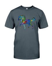 Mosaic Horse Classic T-Shirt tile