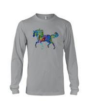 Mosaic Horse Long Sleeve Tee thumbnail