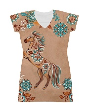 For Horse Lovers All-over Dress thumbnail