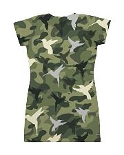 For Hummingbird Lovers All-over Dress back
