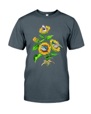 Sharks And Sunflower Classic T-Shirt tile