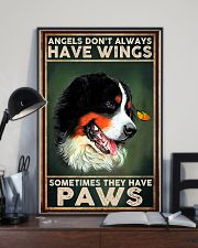 Bernese Mountain Angel 11x17 Poster lifestyle-poster-2