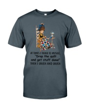 I Laugh And Laugh Classic T-Shirt tile