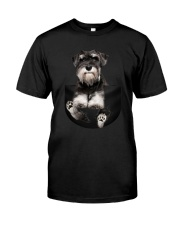 For Schnauzer Lovers Classic T-Shirt thumbnail