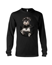 For Schnauzer Lovers Long Sleeve Tee thumbnail