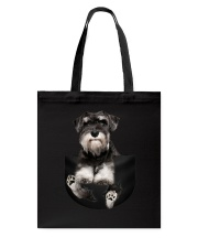 For Schnauzer Lovers Tote Bag front