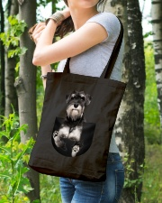 For Schnauzer Lovers Tote Bag lifestyle-totebag-front-4