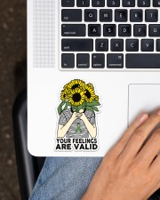 Mental Health Sticker - Single (Vertical) aos-sticker-single-vertical-lifestyle-front-11