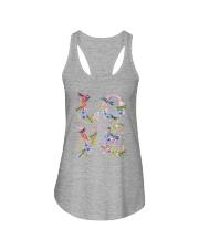 Love Dragonflies Ladies Flowy Tank thumbnail