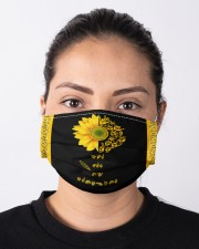 ASL You Are My Sunshine Cloth face mask aos-face-mask-lifestyle-01