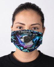 Boston Terrier Angle Mask Cloth face mask aos-face-mask-lifestyle-01