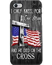 I Only Kneel For One Man Phone Case i-phone-7-case