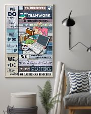 In This HR Office  11x17 Poster lifestyle-poster-1