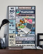 In This HR Office  11x17 Poster lifestyle-poster-2
