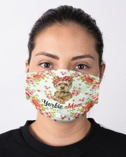 For Yorkie Lovers Cloth face mask aos-face-mask-lifestyle-01