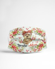 For Yorkie Lovers Cloth face mask aos-face-mask-lifestyle-22