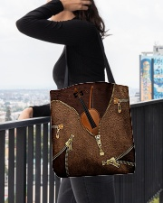 For Violin Lovers All-over Tote aos-all-over-tote-lifestyle-front-05