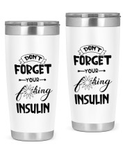Don't Forget Your Insulin 20oz Tumbler thumbnail