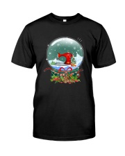 For Quilting And Sewing Lovers Classic T-Shirt thumbnail