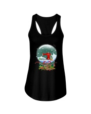 For Quilting And Sewing Lovers Ladies Flowy Tank thumbnail