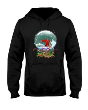 For Quilting And Sewing Lovers Hooded Sweatshirt front