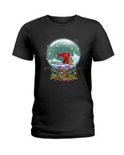 For Quilting And Sewing Lovers Ladies T-Shirt thumbnail