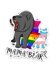 LGBT Mama Bear Sticker tile