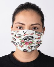 For Fishing Lovers Cloth face mask aos-face-mask-lifestyle-01