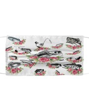 For Fishing Lovers Cloth face mask front