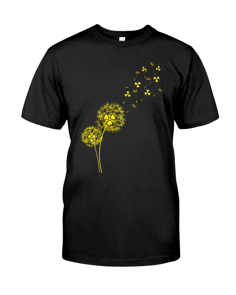 Dandelion Radiology Classic T-Shirt