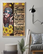 She Has The Soul Of Hippie  11x17 Poster lifestyle-poster-1