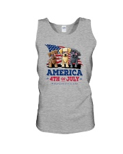 Independence Day Unisex Tank thumbnail