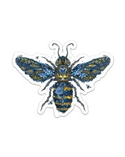 Bee  Sticker - Single (Vertical) front