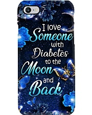Diabetes Awareness Phone Case i-phone-8-case