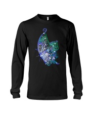 Bling Butterfly Long Sleeve Tee thumbnail