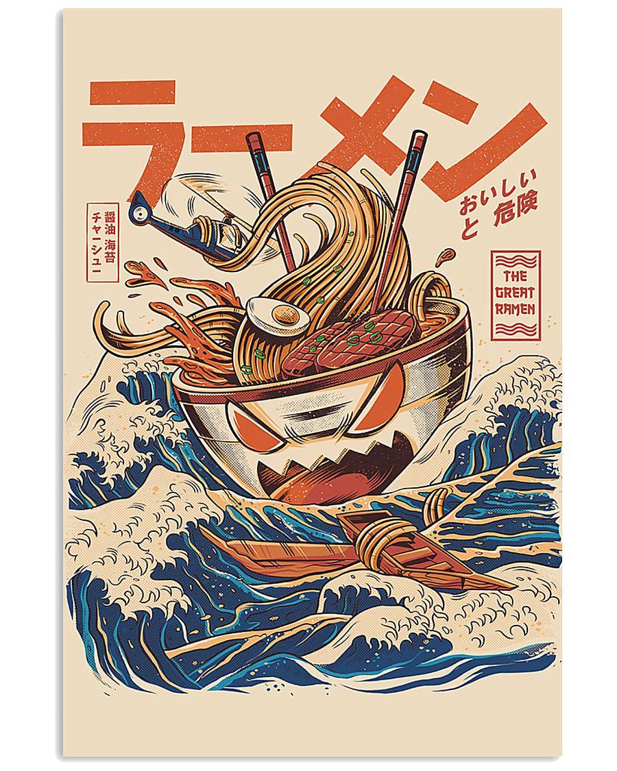 The Great Ramen  11x17 Poster