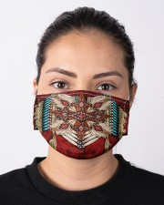 Native Red Cloth face mask aos-face-mask-lifestyle-01
