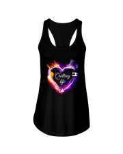 Quilting Life Ladies Flowy Tank thumbnail