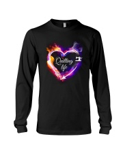 Quilting Life Long Sleeve Tee thumbnail