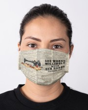 Quilting She Works Willingly NTV Cloth face mask aos-face-mask-lifestyle-01