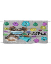Yorkshire Ew People Mask Cloth face mask front