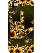 Sign Language Phone Case i-phone-8-case
